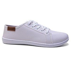 Tênis Moleca 5605.100 Feminino Casual Branco