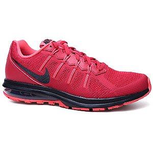 Tênis Nike 819150 Air Max Dynasty Msl Red Black