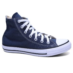 Tênis Converse All Star Unissex CT112 Seasonal Cano Alto Casual Marinho