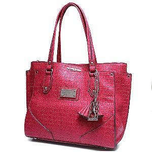 Bolsa Fellipe Krein BO20826 Feminina Vermelha com Alça de Ombro