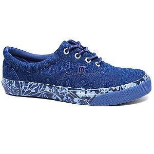 Tênis Whoop W4502 Feminino Lona Azul Jeans