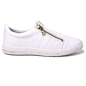 Tênis Comfortflex 16-59401 Feminino Branco