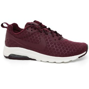 Tênis Nike Air Max Motion LW SE Feminino 844895 Bordo