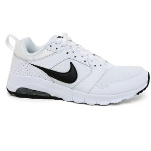 Tênis Nike Air Max Motion 819798 Masculino White Black