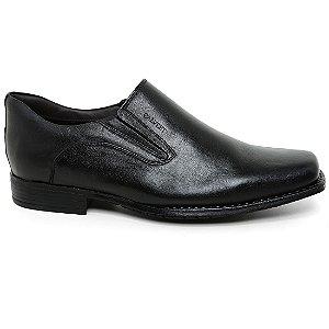 Sapato Calvest 1700C461 Social  Esporte Masculino Preto