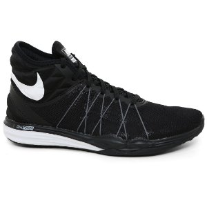 Tênis Nike Dual Fusion TR Hit 852442 Feminino Black White