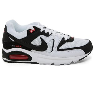 Tênis Nike Air Max Command 629993 Masculino White Black Orange