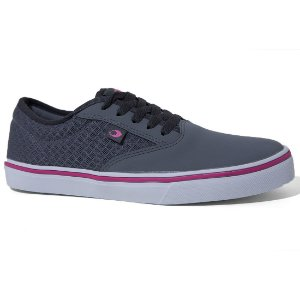 Tênis Mormaii 201115 Feminino New Casual Grey Rosa