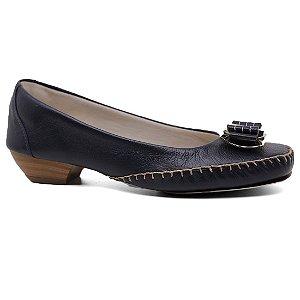 Sapato Di Firenze 1844 Casual Confort Salto Baixo