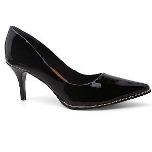 Sapato Scarpin Bebecê 7020-104 Feminino Verniz