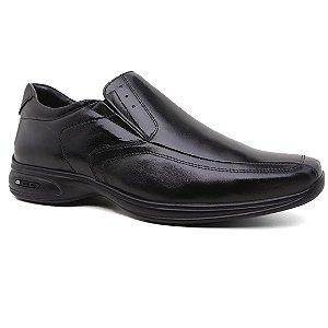 Sapato Jota Pe 3D Vision 71450/30001 Casual Conforto Pelica Masculino Esporte