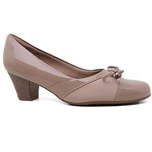 Sapato Piccadilly 110114 Casual Feminino para Joanetes c/Lycra lateral