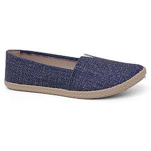 Sapatilha Moleca 5287100 Feminina Alpargatas Jeans