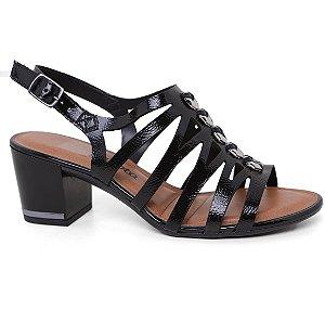 Sandália Dakota Z2213 Feminina Metalizado