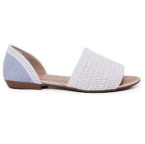 Sandália Dakota Z2851 Rasteira Feminina Crochê