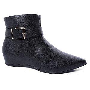 Bota Vizzano 3060.100 Ankle Boots Feminina Casual