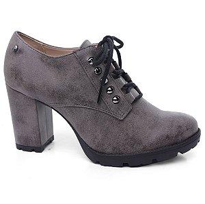 Sapato Tanara T2505 Abotinado Salto Tratorado