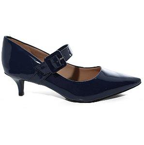Sapato Off Line 5211.20870 Boneca Salto Baixo Fino