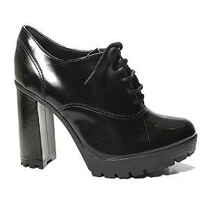 Sapato Bebecê 9014-170 Oxford Salto Tratorado