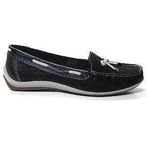Sapato Bottero 289701 Couro Mocassim