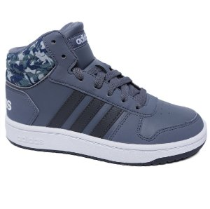 Tênis Adidas B75752 Hoops Mid 2.0 K