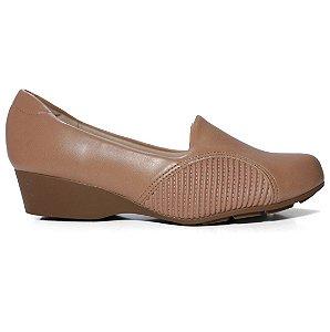 Sapato Feminino Modare 7014249 Anabela Casual