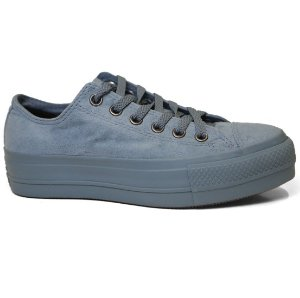 Tênis All Star Converse CT1149  Plataforma Suede