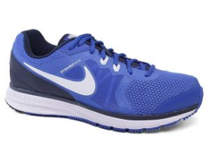 Tênis Nike Zoom Winflo 684488 Masculino Royal White Blue