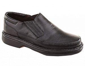 Sapato Luflex 6017 Masculino Preto