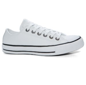 Tênis Unissex Converse All Star CT328 European Low Branco