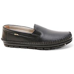 Sapato Tertuliano Mocassim 30 Masculino Preto