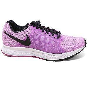 Tênis Nike Air Zoom Pegasus 31 654486 Feminino Fuchsia Black