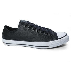 Tênis Unissex Converse All Star CT328 European Low Preto