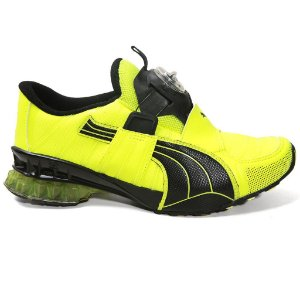 Tênis Puma Cell Aether Sl 468194 Training Masculino Yellow Limão Black