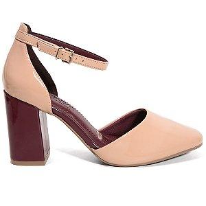 Sapato Ramarim 16-97104 Boneca Feminino Amêndoa