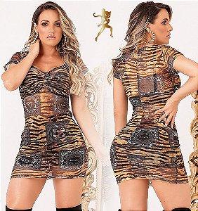 Vestido Rhero 11210