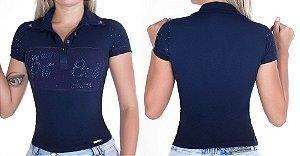 Polo Feminina Pit Bull Jeans Ref. 26437