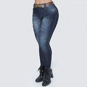 Calça Hot Pants Pit Bull Jeans C/ Bojo Ref. 28392