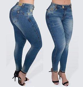 Calça Pit Bull Jeans C/ Bojo Ref. 28898