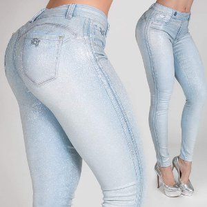 Calça Hot Pants Pit Bull Jeans Ref. 27910