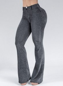 Calça Flare Pit Bull Jeans Ref. 29011