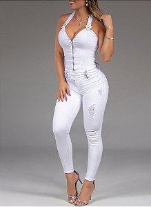 Macacão Pit Bull Jeans
