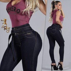 Calça Rhero Jeans C/Bojo  ref. 56272