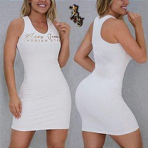 Vestido Rhero de Malha C/Forro Ref. 11140