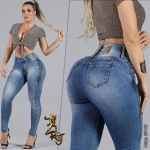 Calça Rhero Jeans C/Bojo ref. 56188