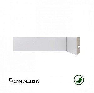 Rodapé Santa Luzia poliestireno 473 branco Moderna 5cm x 13mm x 2,40m