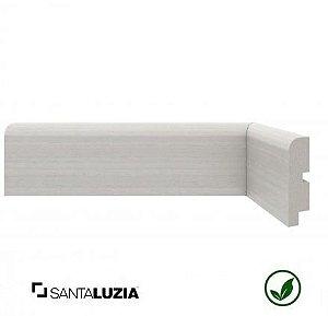Rodapé Santa Luzia poliestireno 446 NA-01 Natural 7cm x 15mm x 2,40m