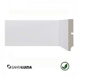 Rodapé Santa Luzia poliestireno 547 branco Moderna 10cm x 16mm x 2,40m