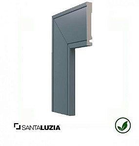Guarnição Santa Luzia poliestireno 517 Minimum Marinho Inova uber 10cm x 16mm x 2,40m