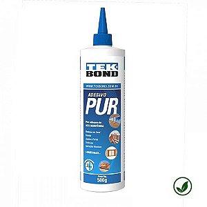 Cola Pur poliuretano monocomponente 500g Tekbond
